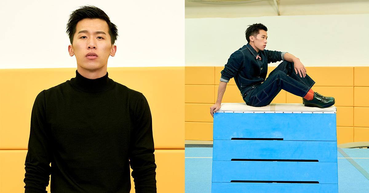 """【封面人物】李智凱20年後仍繼續的翻滾:「體操訓練沒有""""享受""""這件事,只有在台上讓世界看見台灣、看到我才是真正的享受!"""