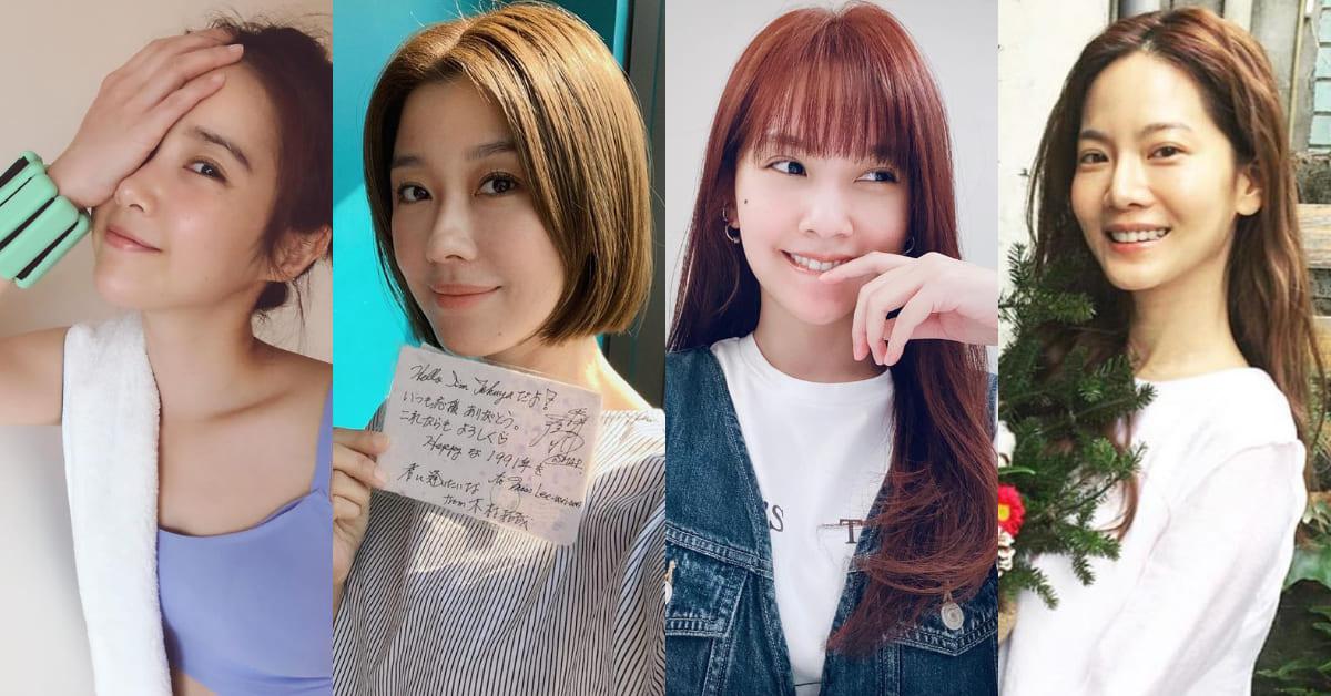 說她們是高中生我都信!台灣4大童顏美女