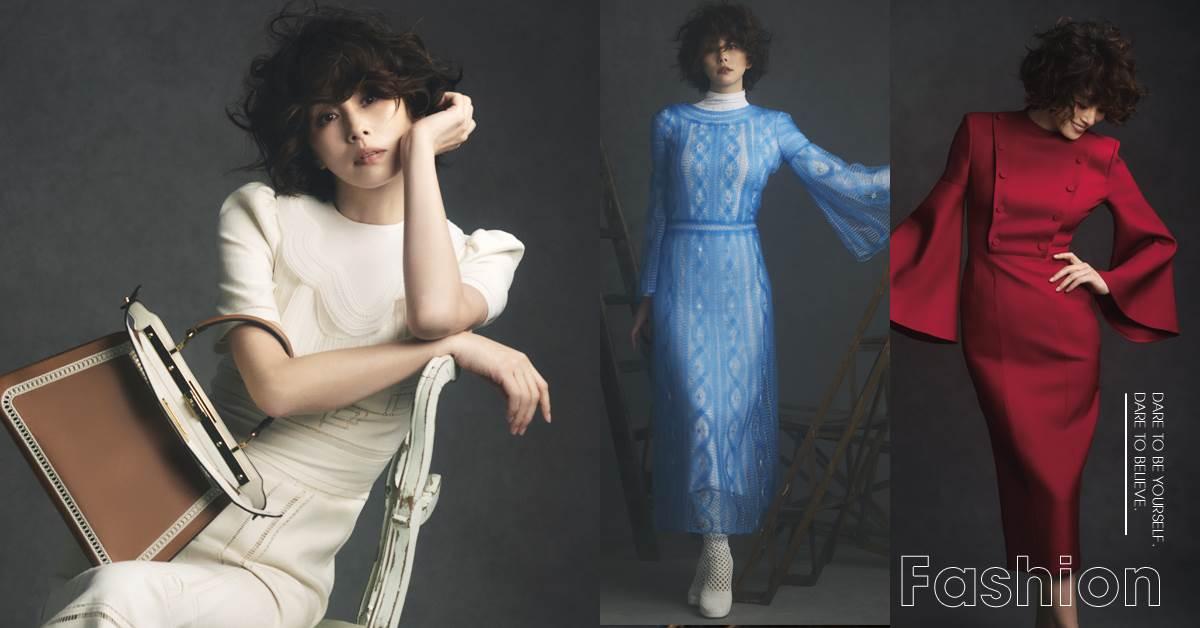 米倉涼子成為Fendi日本首位品牌大使!4大點分析告訴你《派遣女醫》何以成為一線女星