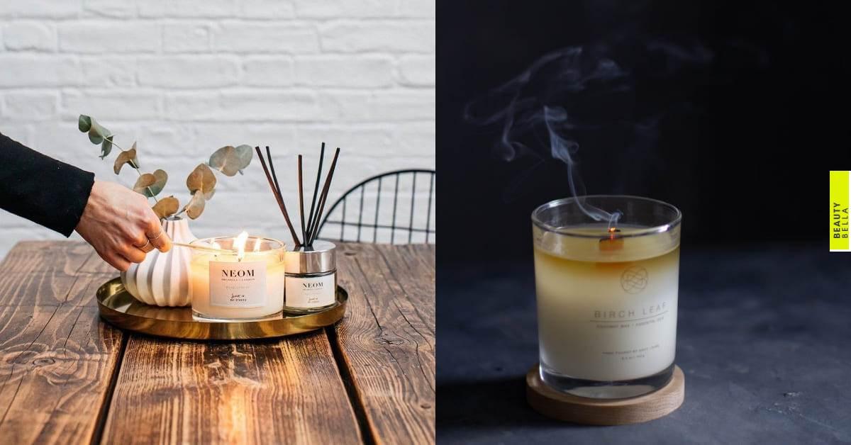 香氛蠟燭正確使用方式掌握6大重點!