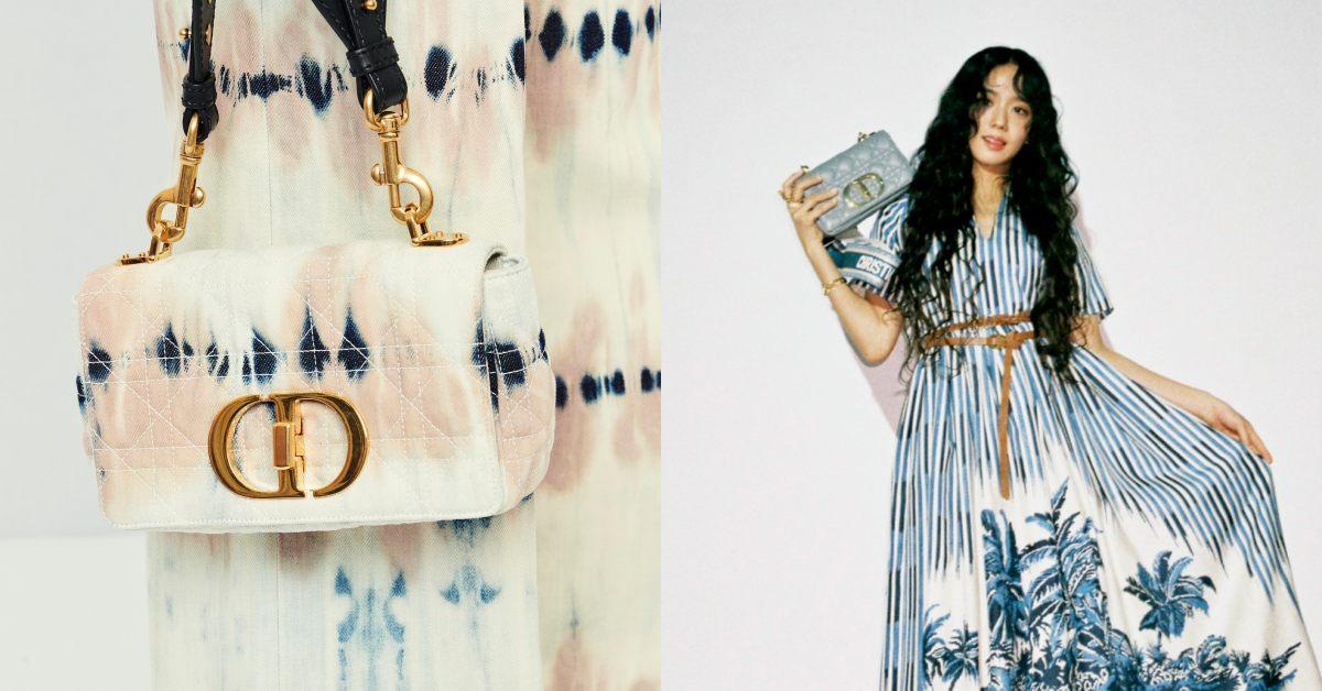 【10Why個為什麼】Dior包包推薦「Caro」!延續蒙田包設計,連BLACKPINK智秀也狂愛!