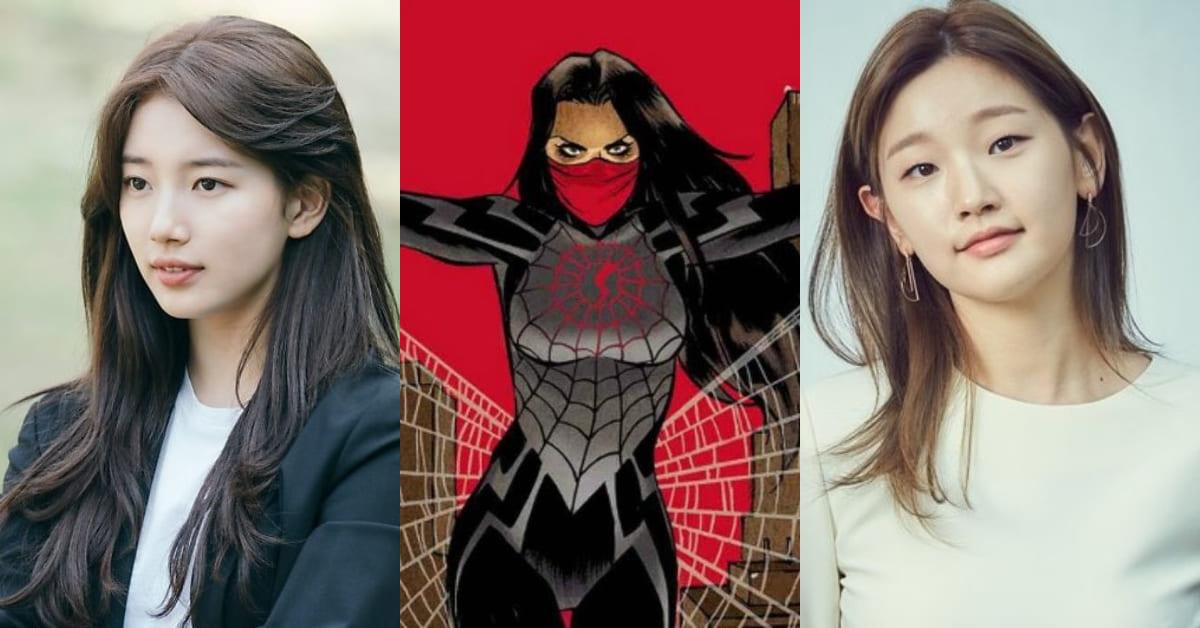 蜘蛛人女版是她?《寄生上流》朴素丹、「國民初戀」秀智爭搶漫威女英雄