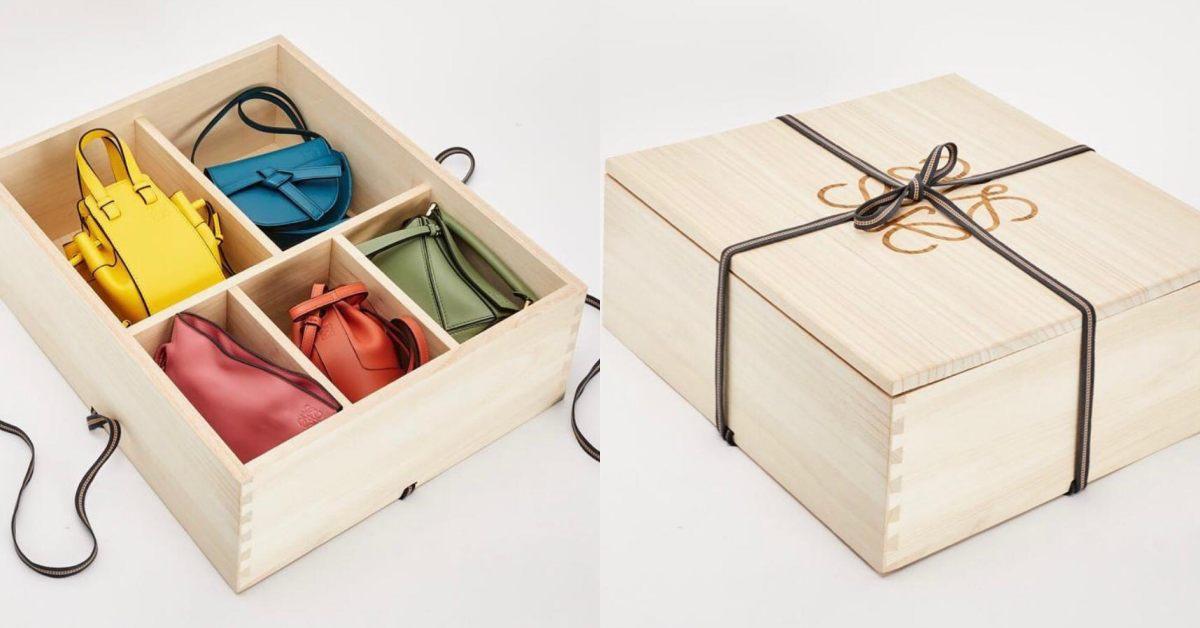 Loewe 包包推薦「經典迷你包」禮物盒!Puzzle、Balloon...5款話題包一次擁有