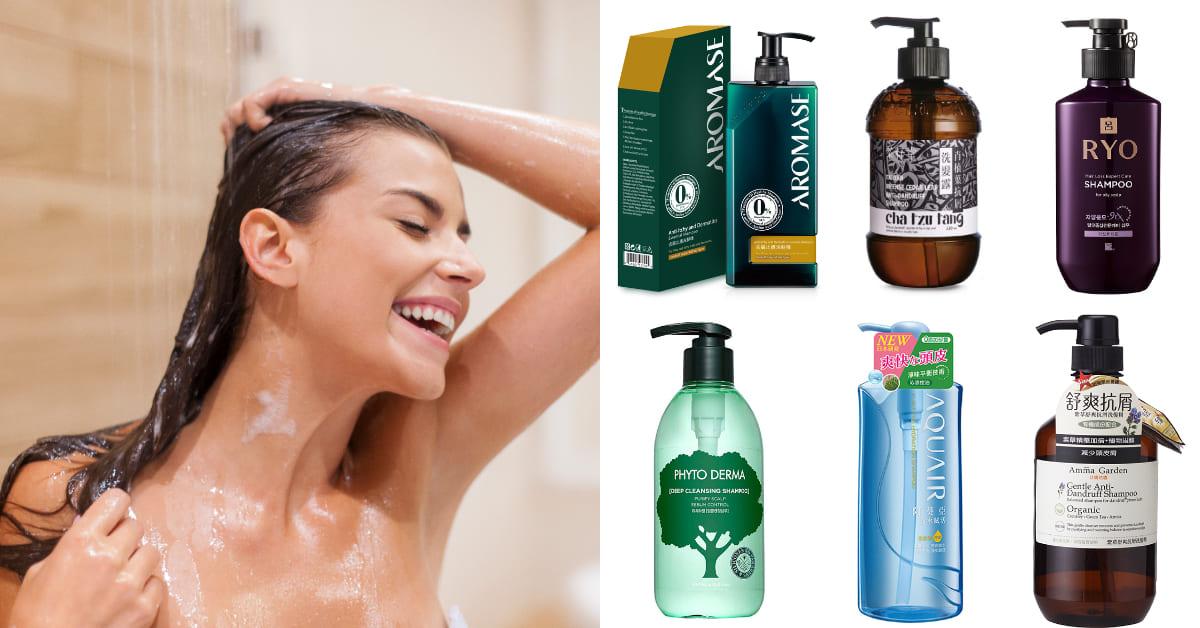 10款換季頭皮「止癢」洗髮精推薦!MIT頭皮大師止癢去屑,油頭問題的救世主就是它