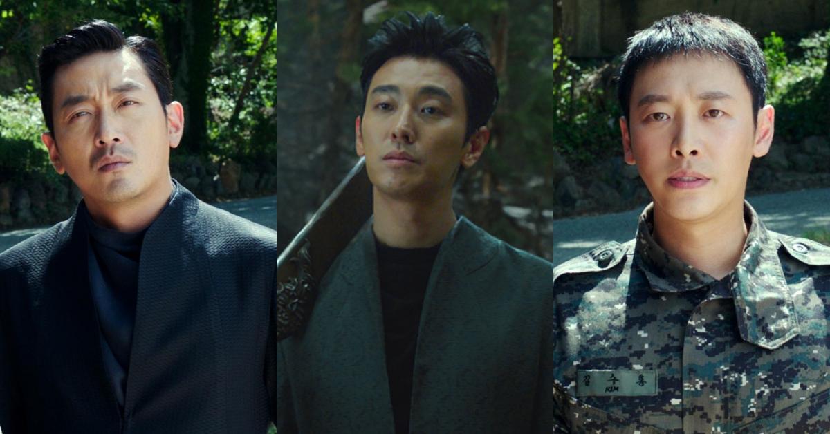韓國夯片《與神同行》根本天菜齊聚!主演朱智勳、河正宇這麼帥可以嗎?