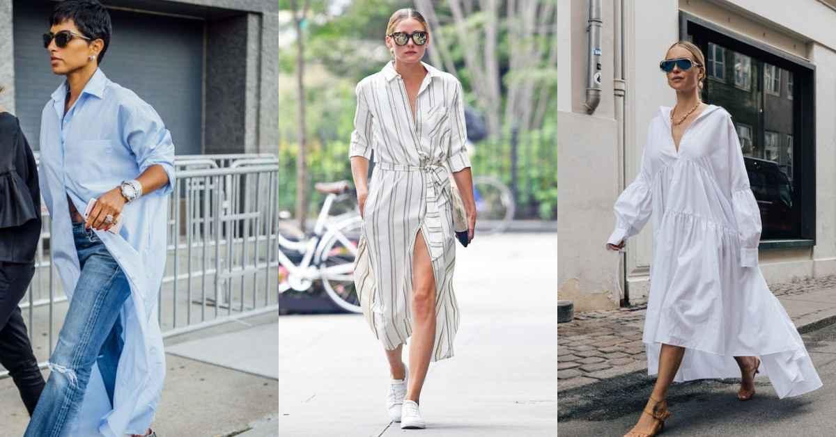 【單品買起來】夏天快到但還沒瘦下來!有了「襯衫裙」誰還要減肥?