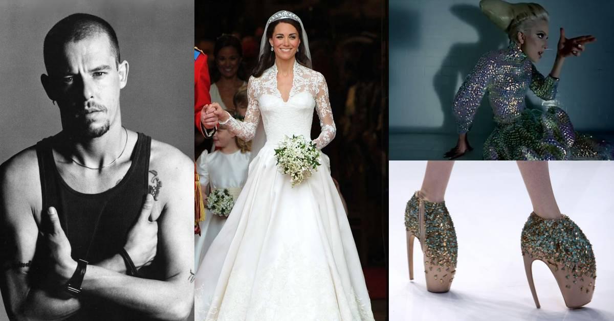 凱特王妃、LadyGaga都愛他!Alexander McQueen逝世10週年仍創下銷售佳績是「這招」?