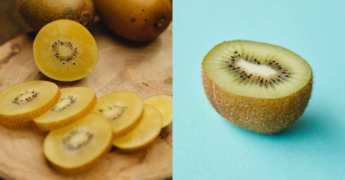 如何挑奇異果?黃金色、綠色奇異果營養大不同,這一族群不宜多吃!
