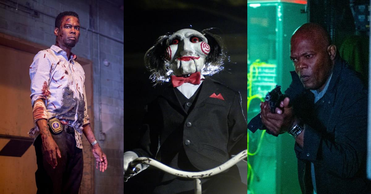 《奪魂鋸》系列電影再推新作!2021《死亡漩渦:奪魂鋸新遊戲》,山謬傑克森首度加入