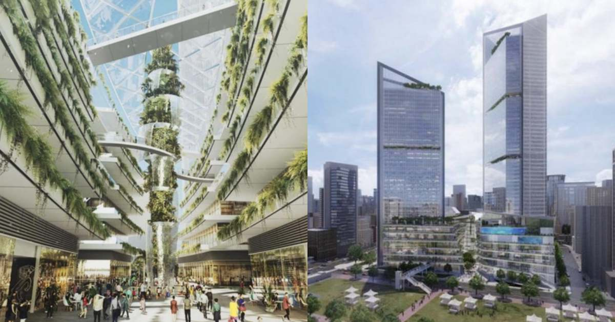 桃園Xpark帶動水族館熱潮!全台首座「城市水族館」,結合飯店、購物中心,2025高雄見!