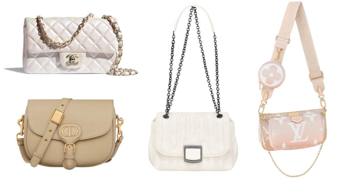 2021肩背包推薦這8款!Chanel、Gucci、LV...母親節送媽媽送自己都OK!