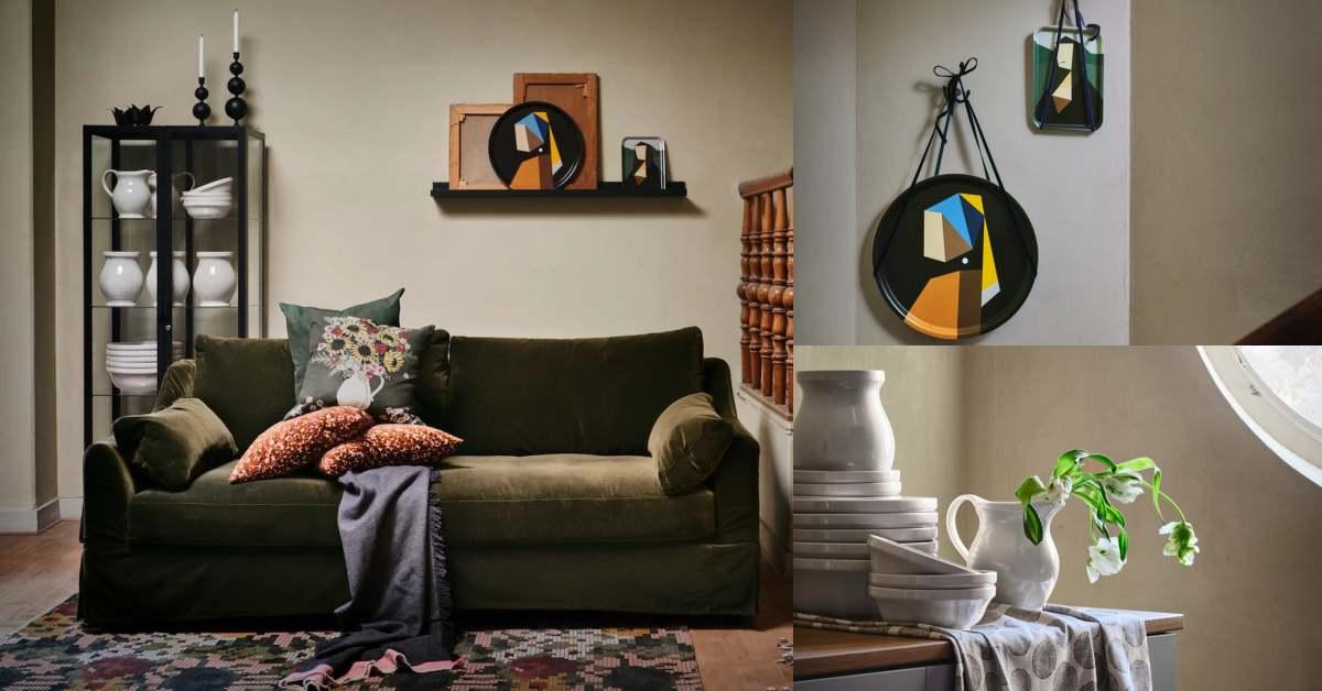 IKEA家具披上名畫!「蒙娜麗莎」跟你先回家,超限量要搶要快!