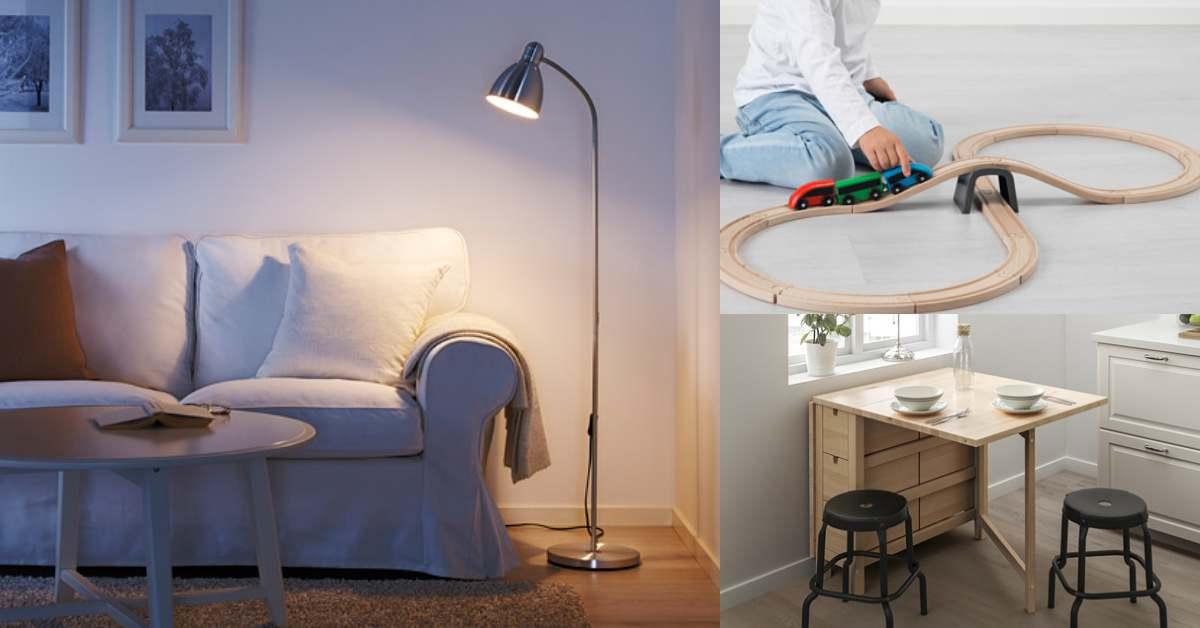 原來平常都買錯?IKEA員工私心推薦「必買清單」!400有找超美立燈、大人瘋買的嬰用品