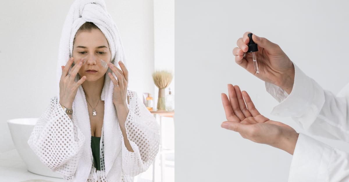 肌膚保養步驟斷捨離!專家教你5大要點,精華液一次不超過3滴、X成分離越遠越好