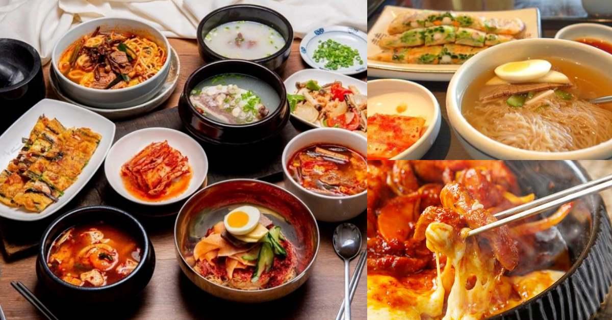韓國料理「SAIKABO」台北1號店落腳南港車站!韓式家常菜99元吃到飽,連歐爸都說:口味99%一樣