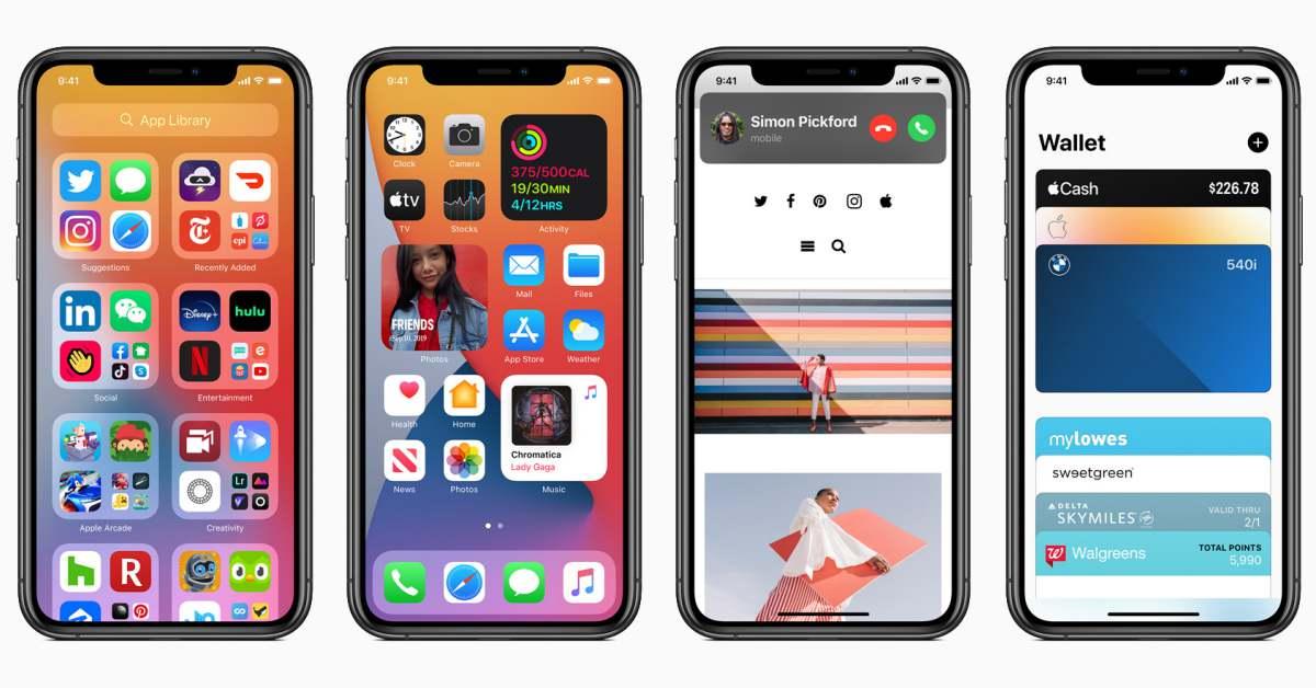 IPhone竟然多了螢幕抽屜、子母畫面!iOS14堪稱「最大變革」四大亮點告訴你該更新嗎?