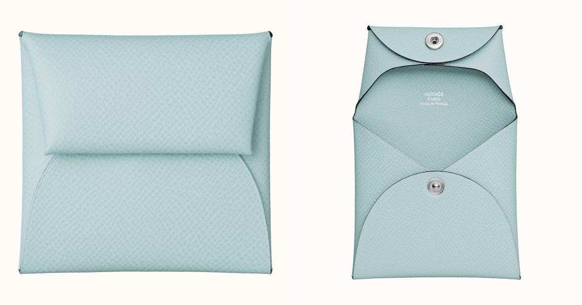 Hermès包包經典款是它!「折紙零錢包」熱賣30年,萬元有找小資女也能擁有