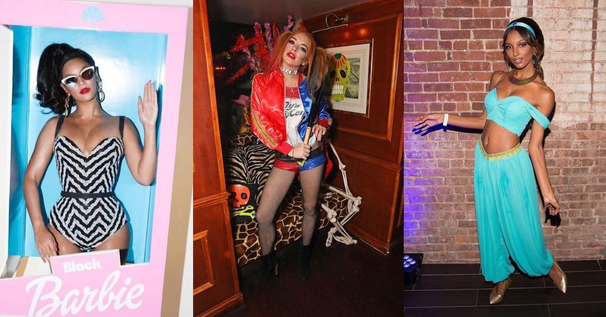 萬聖節的繆思!Gigi Hadid、Taylor Swift 這些具星大咖扮鬼都在玩真的!