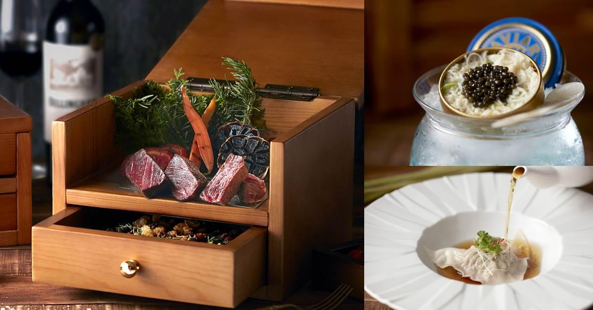 疫情肆虐不敢出國嗎?那就來《台北喜來登》品嚐美味料理,放開味蕾一解出國之愁