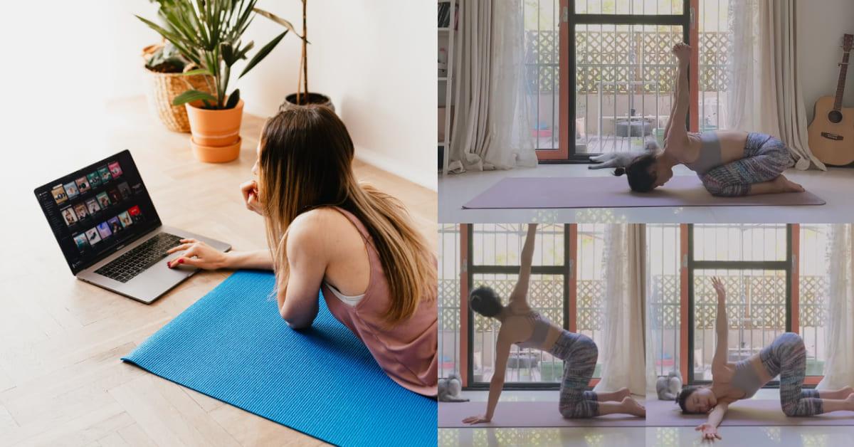 肩頸痠痛怎麼辦?專家親授「開肩紓壓瑜珈」7步驟,輕鬆擺脫笨重50肩
