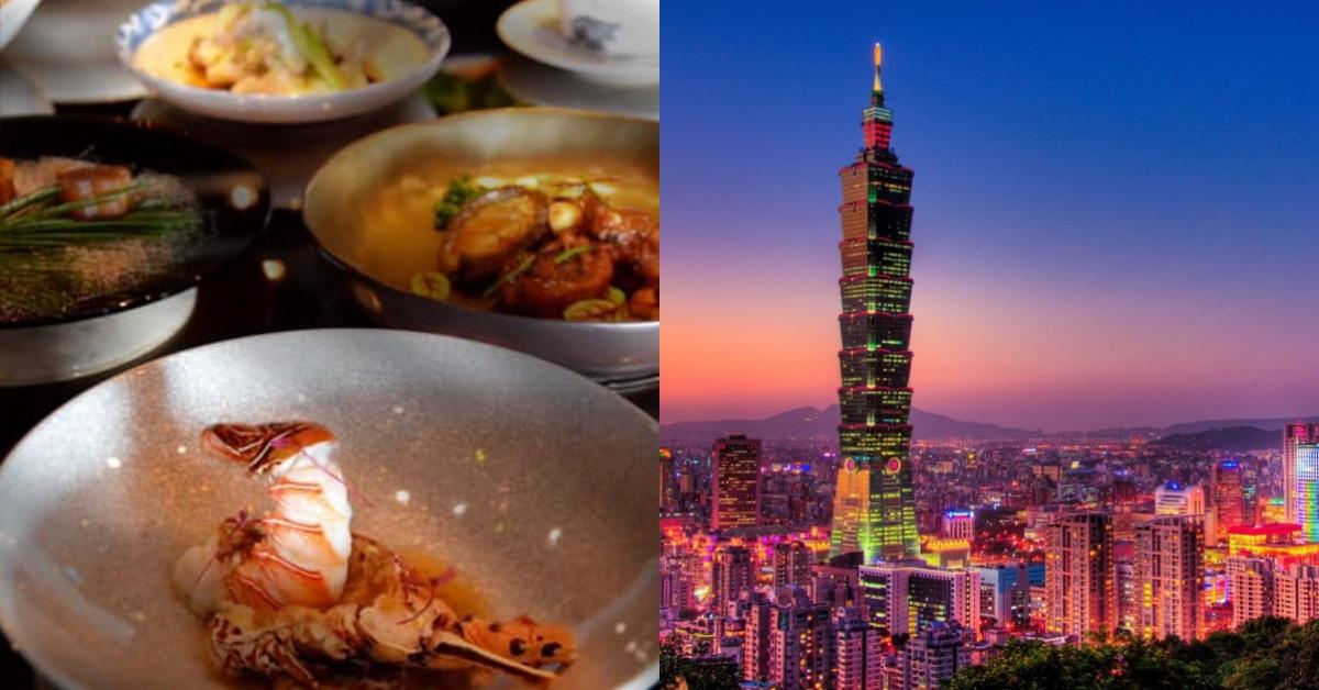 《君品頤宮》再度奪下三星餐廳!「2019年米其林台北指南」熱騰騰出爐