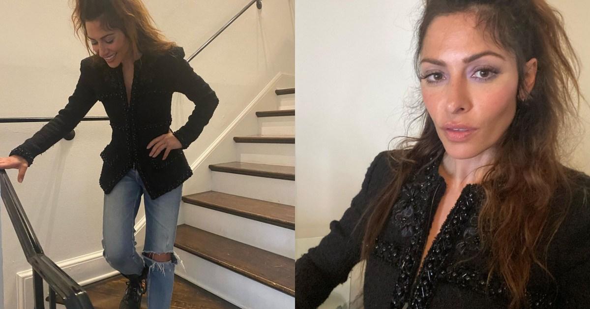 Netflix《性/生活》女主角莎拉夏希穿搭靠「男友褲」!減齡、裝酷,一件帥氣牛仔褲就搞定