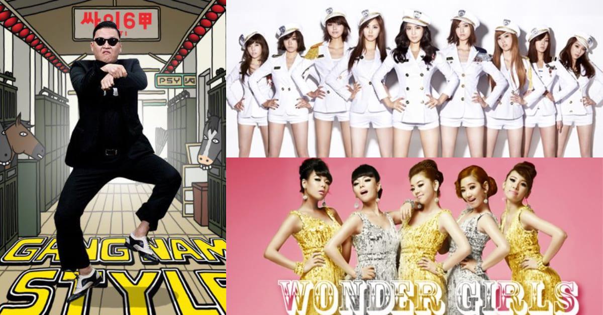 韓國歌洗腦程度超瘋狂!Dcard熱議《Sorry,Sorry》、《江南Style》....都上榜,網友:這首連我媽都會唱!