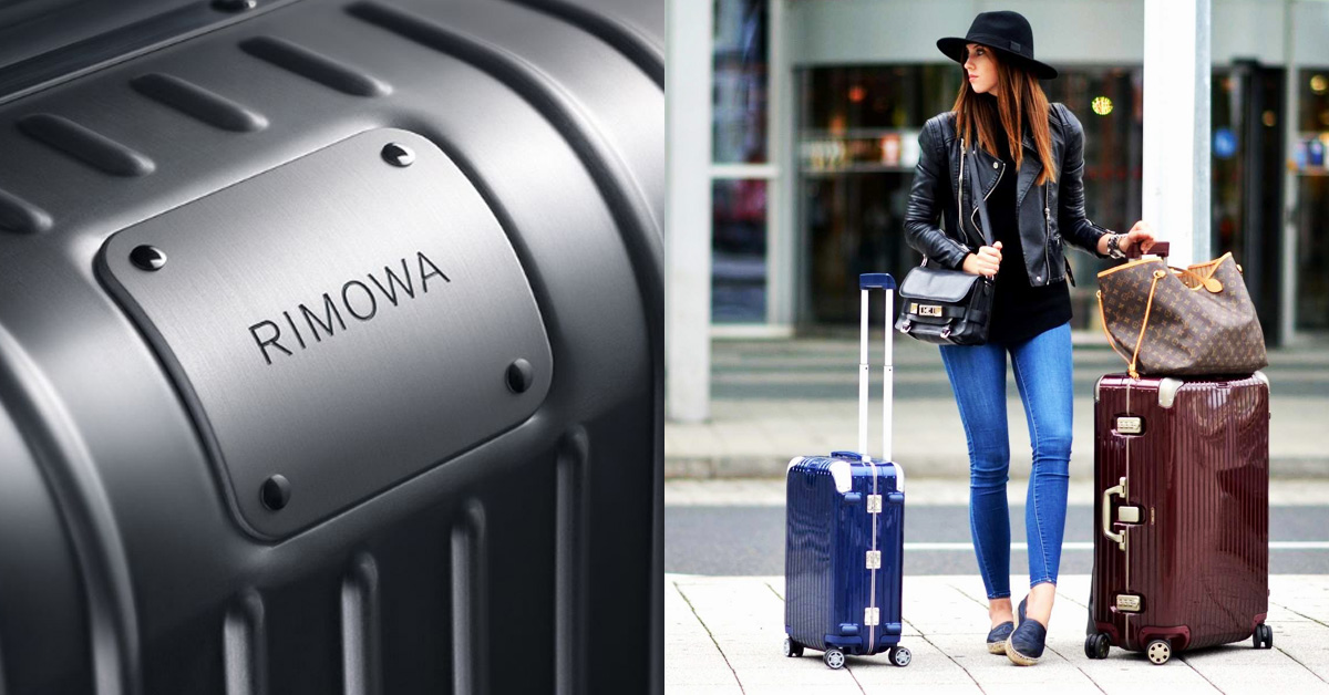 台人瘋搶的「Rimowa行李箱」新代理權誰拿到?答案終於揭曉!