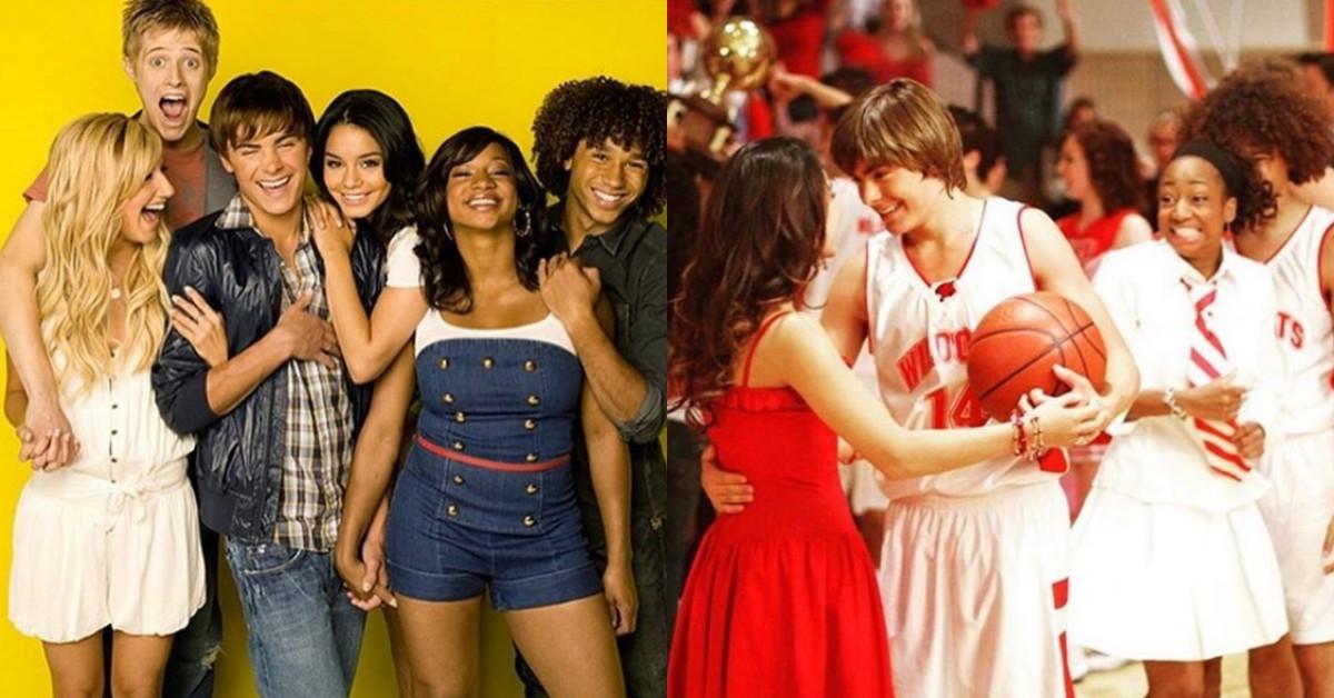 大家的青春回來了!相隔十年《歌舞青春》變成電視劇,要大家透過音樂一起穿越回時光裡