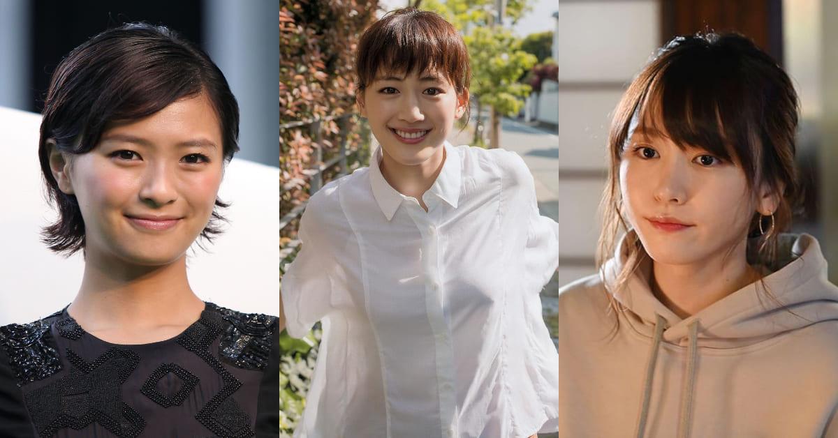 新垣結衣又入榜!綾瀨遙、佐佐木希....這10位日本女星比你想的還要高