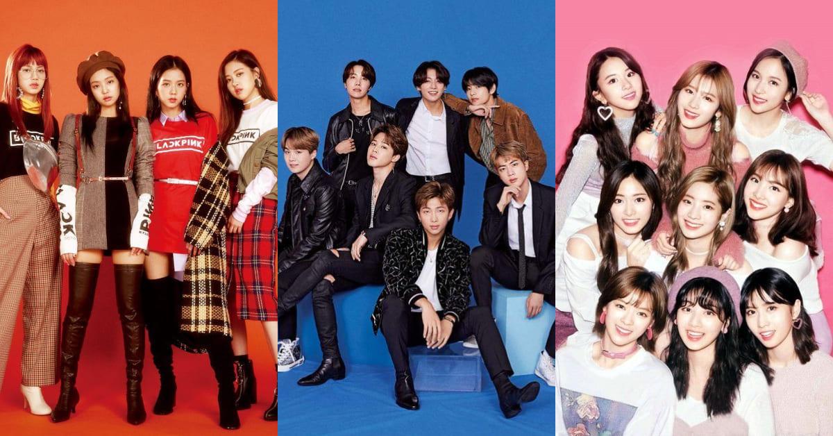 《時代》雜誌「2020十大K-POP歌曲和專輯」,BTS最具話題,BLACKPINK、TWICE美國粉絲暴增