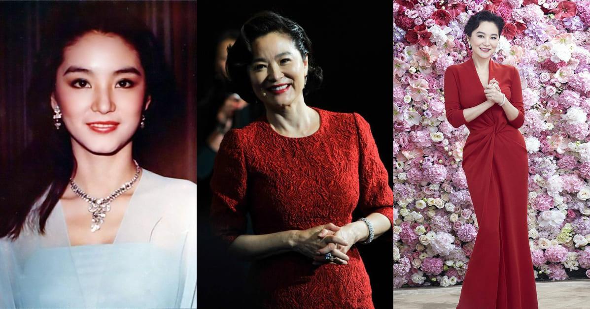 林青霞66歲生日快樂!盤點影壇傳奇女神金句,「真實人生比虛構劇情更戲劇性」