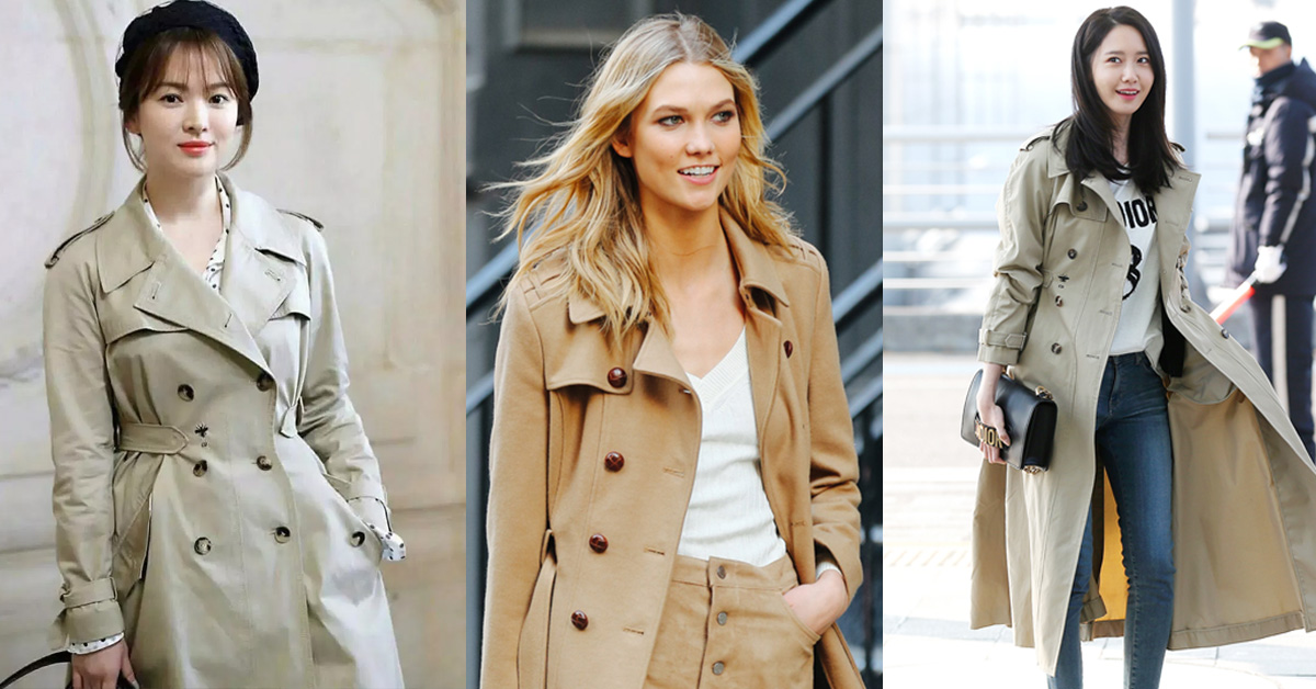 4步驟大公開:巴黎女人的風衣腰帶怎麼綁?