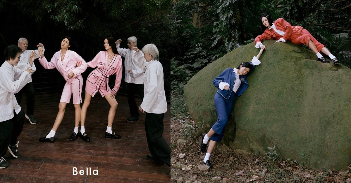 【封面人物】9m88、John Yuyi冷戰2年爆哭和好,姐妹花直來直往:「她不紅才怪!」