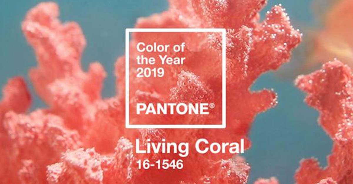 2019年度代表色出爐:掌握「活珊瑚橘」搭配技巧,新的一年也要正能量出擊!
