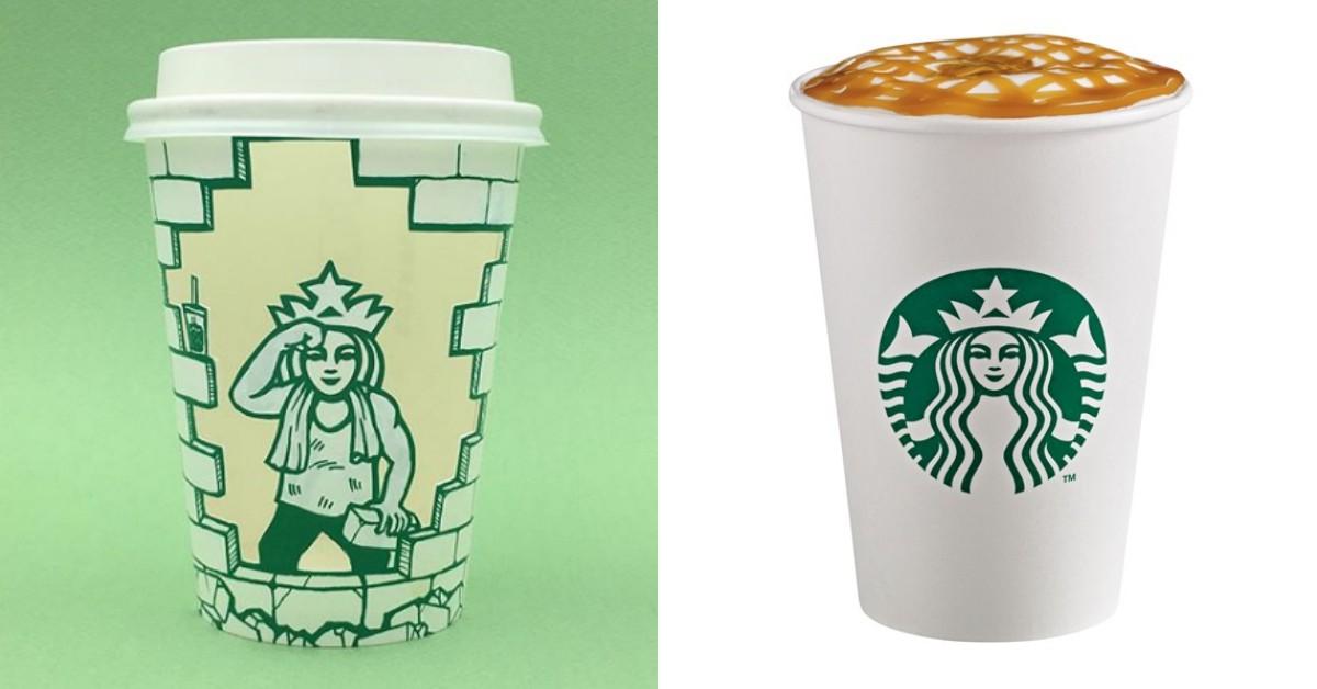 把星巴克女神變工頭!韓國藝術家惡搞Logo影片太療癒啦