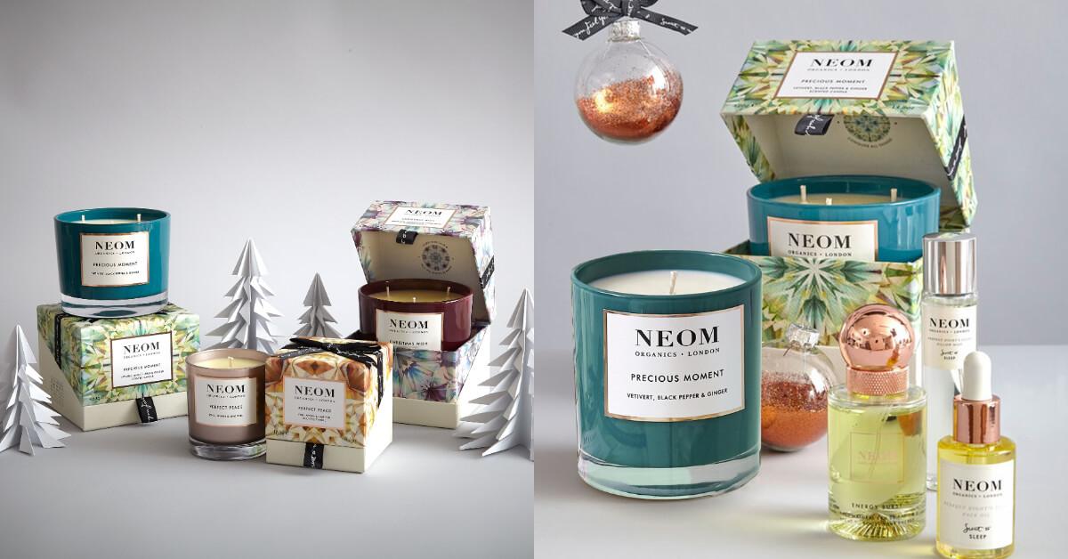 娘娘吳謹言愛用!聖誕限定香氛蠟燭推薦,5個方法延長蠟燭壽命