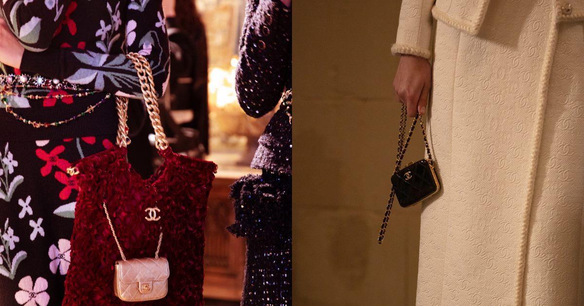 Chanel包包推薦Top 10!工坊系列迷你包、子母包及珍珠包,請先預支2021春季薪水!