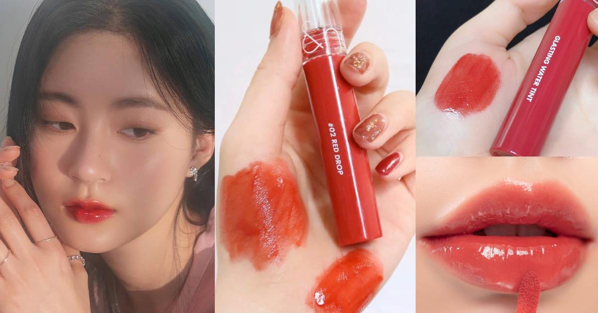2020年韓妞推爆!Dcard洗版彩妝Romand果汁牛奶唇,網讚 : 根本薄唇救星