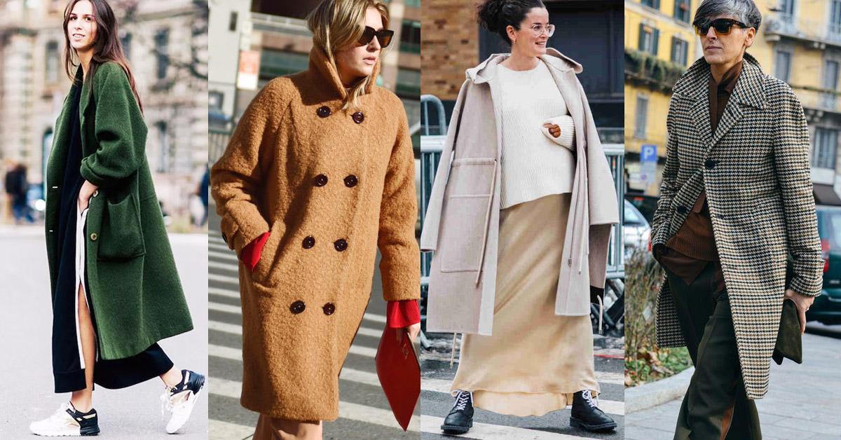 是時候來一波大衣街拍,Max Mara、Loro Piana...這4個名牌大衣除了穿一輩子還可傳下一代!