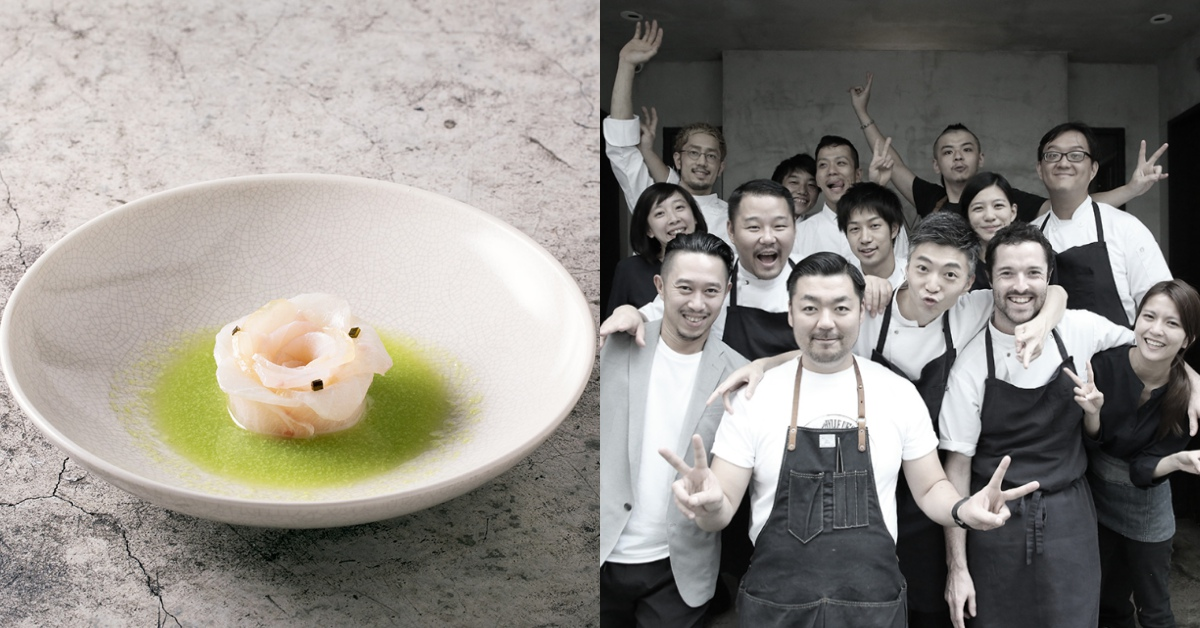 2019年亞洲Top 50餐廳榜單出爐!台灣這3家入榜世界級認證
