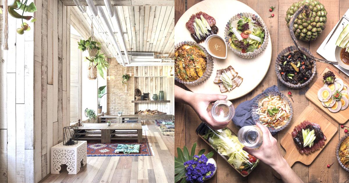 當個森林系女孩!這3間植物系餐廳讓你在大都市也能吸到芬多精