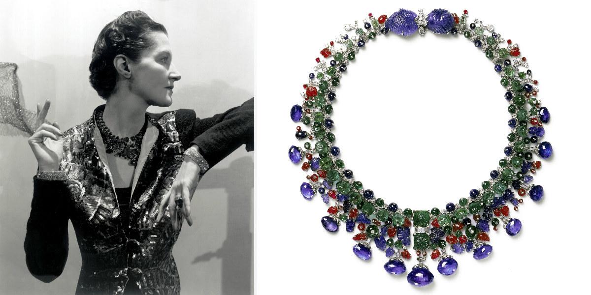 法國時尚總編輯黛西.費洛斯帶你認識卡地亞珠寶的DECO盛世