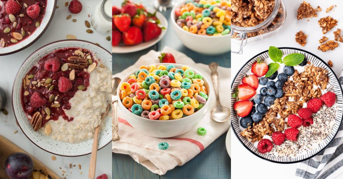 減肥好夥伴「燕麥」怎樣吃才最瘦?編輯私心最愛4種麥片推薦, 選錯小心越吃越胖!