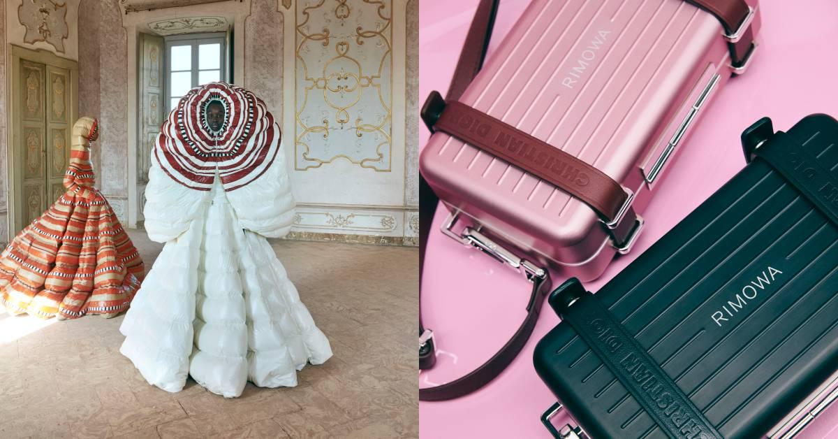 今年最期待聯名是它?Loewe設計師、Rimowa 將與羽絨衣品牌Moncler推出合作系列!