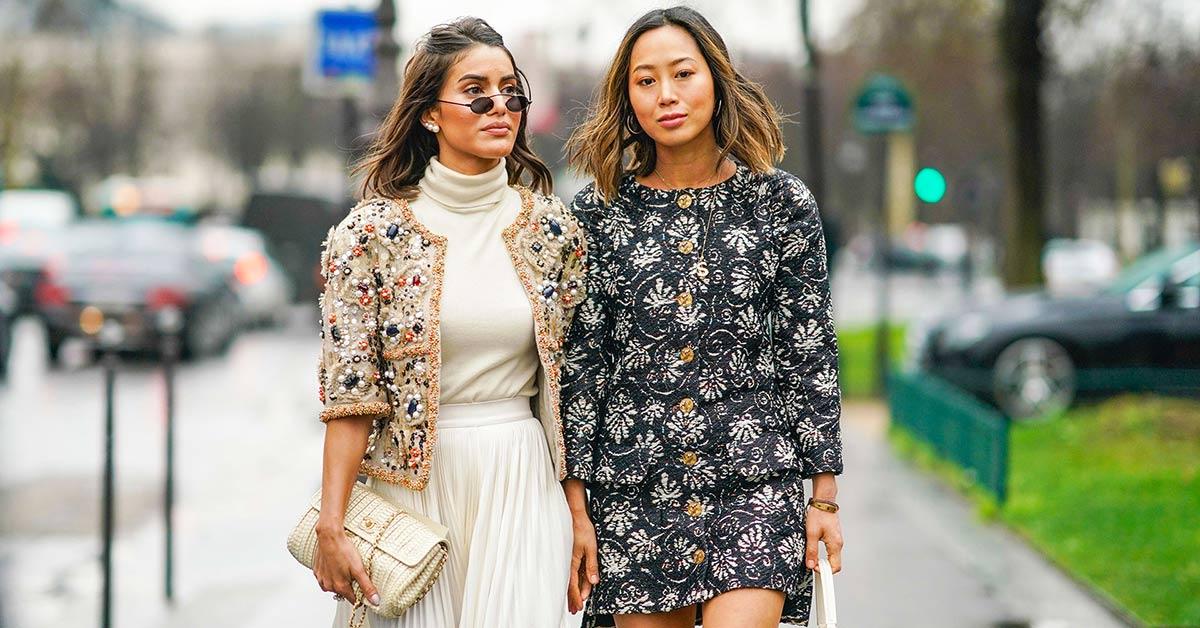 碎花是春天的專屬印花,三種穿法輕鬆掌握日式、法式與美式風格