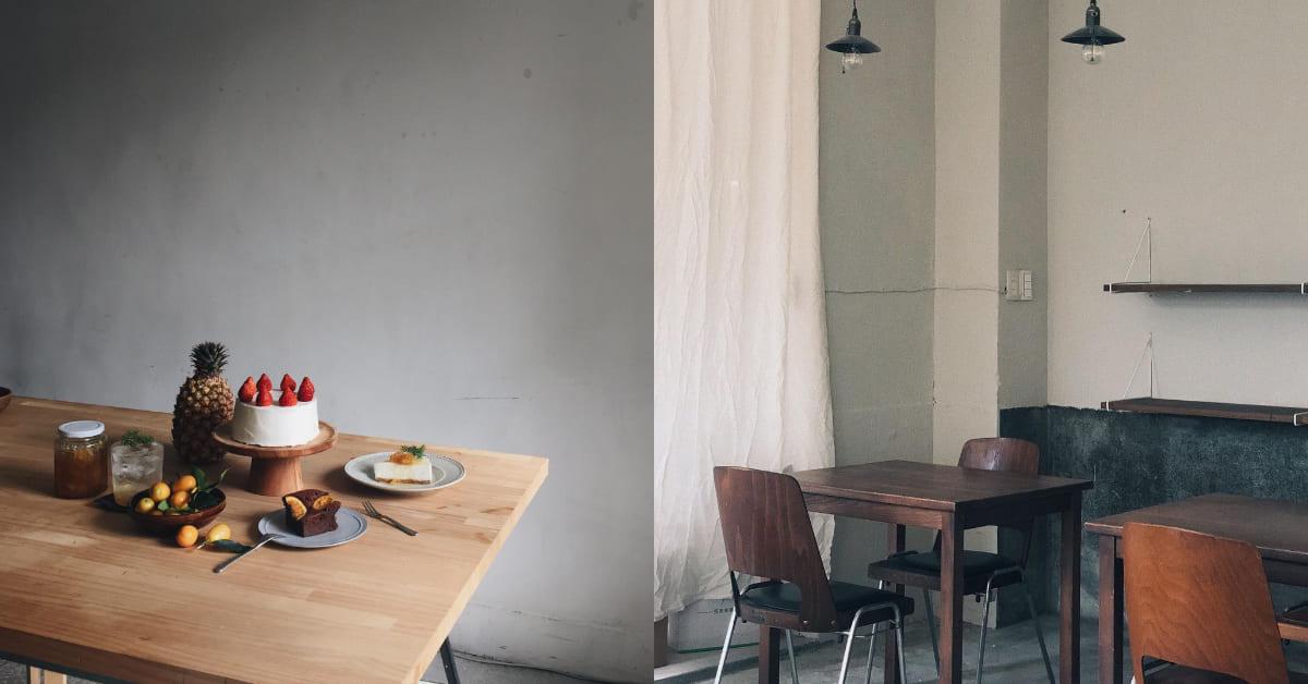 大稻埕甜點店推薦「三層」,老公寓上樓要先按門鈴,就算「嚴禁網美」手工蛋糕照樣吸粉!