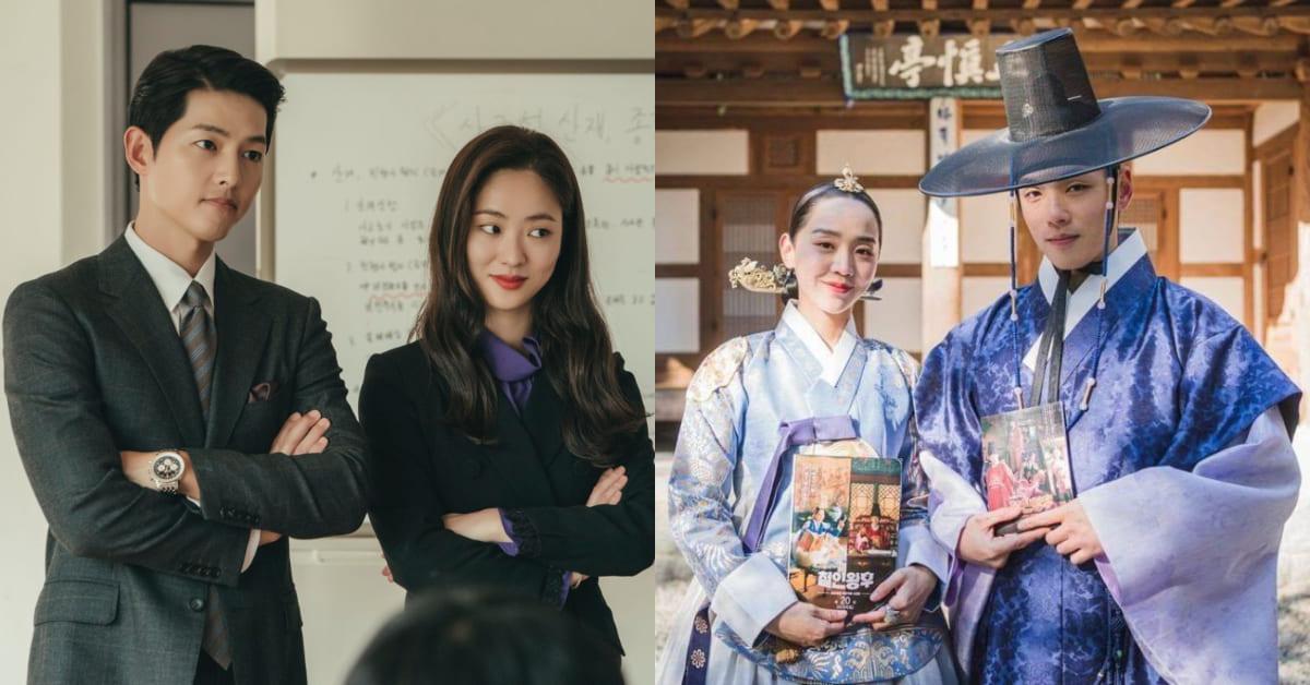 《哲仁王后》不是第一!tvN韓劇收視排行Top 5,《黑道律師文森佐》也進榜
