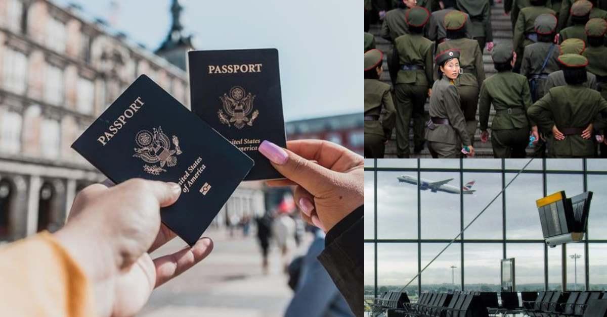 最強護照2021排行出爐!日本4度奪全球之冠,台灣換護照晉升亞洲第5