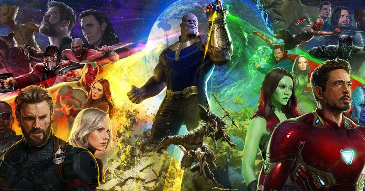 《復仇者聯盟3》預告推出,十年等待Marvel世界觀將迎來第四階段?